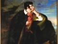 MP 309; Wańkowicz, Walenty (1799-1842) (malarz); Portret Adama Mickiewicza na Judahu skale; 1828; olej; płótno; 148 x 125